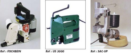 Machines coudre les sacs troccon fournitures pour minoteries industries agro alimentaires - Reparation machine a coudre ...